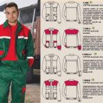 Пошив летней рабочей куртки Минск