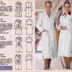 Пошив женского халата в Минске