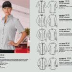 Пошив деловых жилетов, сорочек, блуз